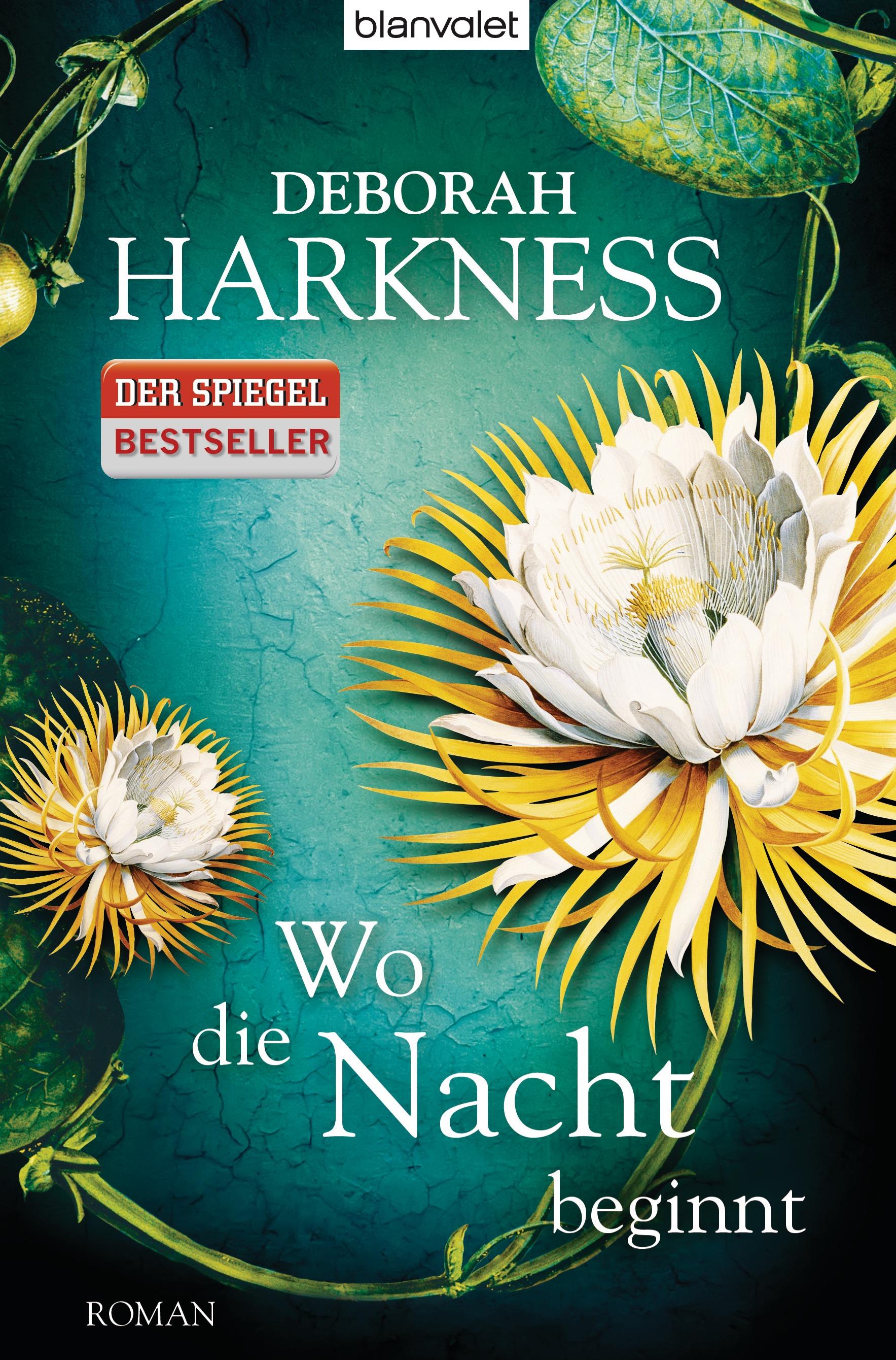 Wo die Nacht beginnt von Deborah Harkness