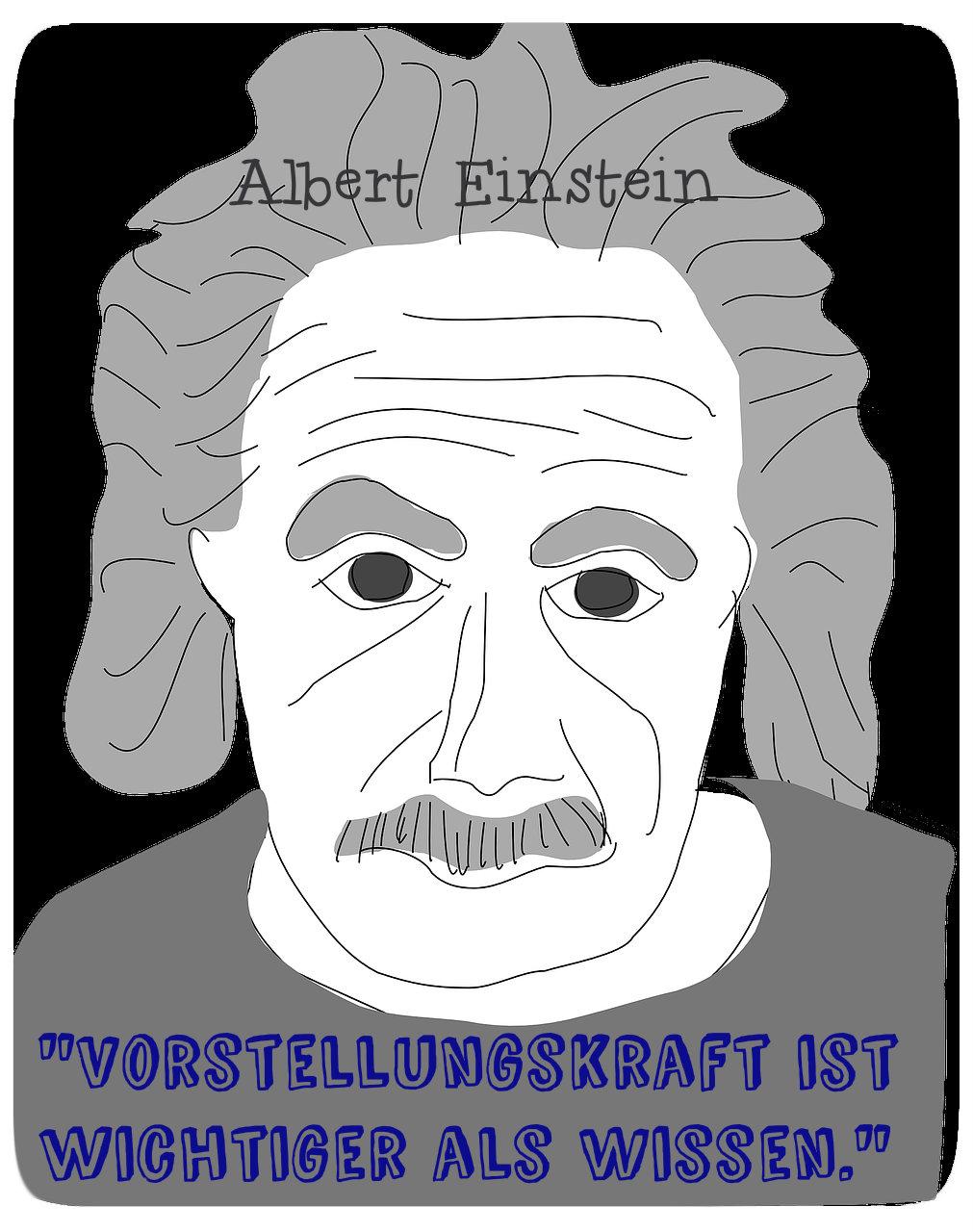 albert-einstein-Zitat