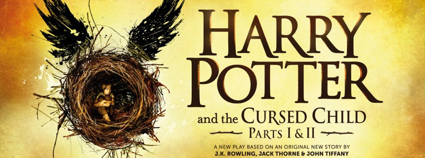 Harry Potter and the Cursed Child - Plakat
